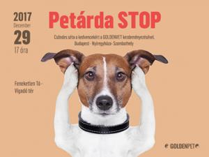 Védjük meg kutyáinkat a riadalomtól!