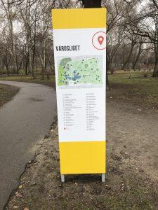 A Hermina úti futtató már épül, a tervek szerint 2018. márciusában adják át.