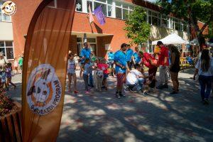 Gondos Gazdi Program a Futár utcai Lakóközösségi Napon