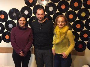 Csonka Berta, Korom Gábor, Szabó Gabi (Bézs Rádió, 2018.02.22.)
